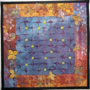 Hydrangea-quilt